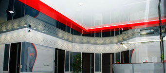 Производство натяжных потолков Fran Studio - интерьер