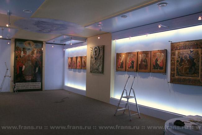 Выставка коллекций